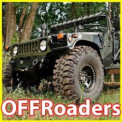 OFFRoaders - покорители бездорожья