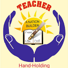 TEACHER HAND HOLDING
