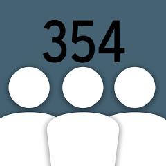 354 삼오사