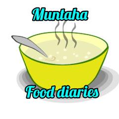 Muntaha Food diaries