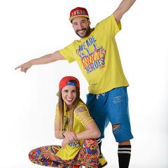 Zumba Toni Torres y Sylvia Anguer