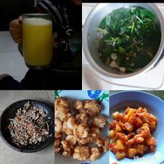 dapur sederhana masakan umi linda