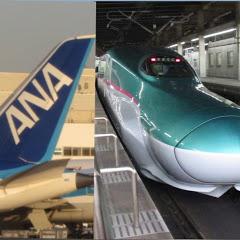 かがやき鉄道・航空