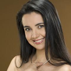 Actriz Claudia Ortega