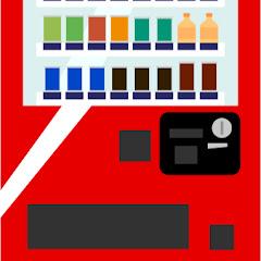 vending machine in japan 日本の自動販売機