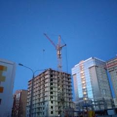 краны и строительства