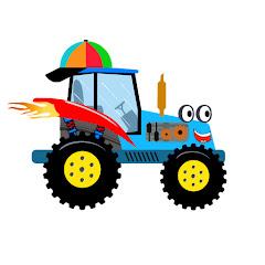 Крошка Трактор