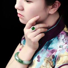 缅甸翡翠冰美人