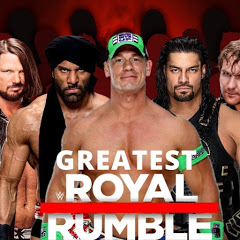 50 Man Royal Rumble