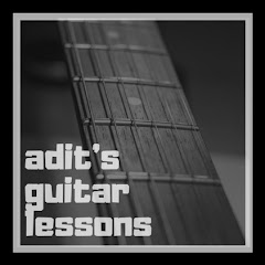 Adit's Guitar Lessons