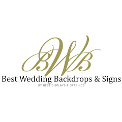 Best Wedding Backdrops & Signs
