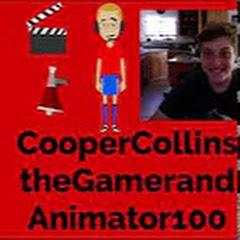 CooperCollins TheGamerAndAnimator100