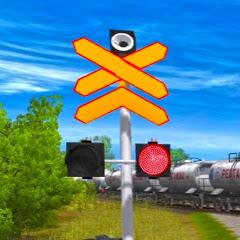 Indonesian Trainz Railroad Crossing