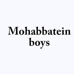 Mohabbatein Boys